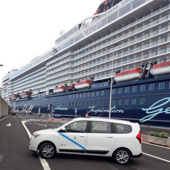 Taxi La Palma, isla bonita. Cruceros