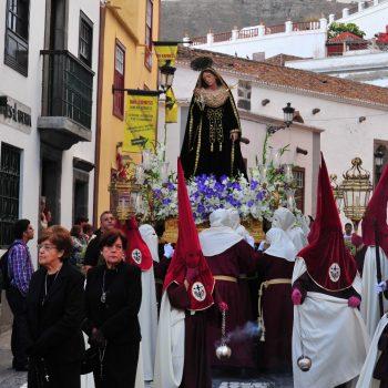 Taxi La Palma, tours turísticos, semana santa, santa cruz de la palma