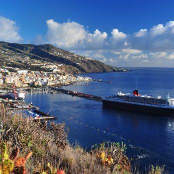 Taxi La Palma, servicio de taxi para cruceros