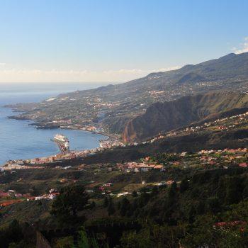 Taxi La Palma, tours turísticos, cruceros
